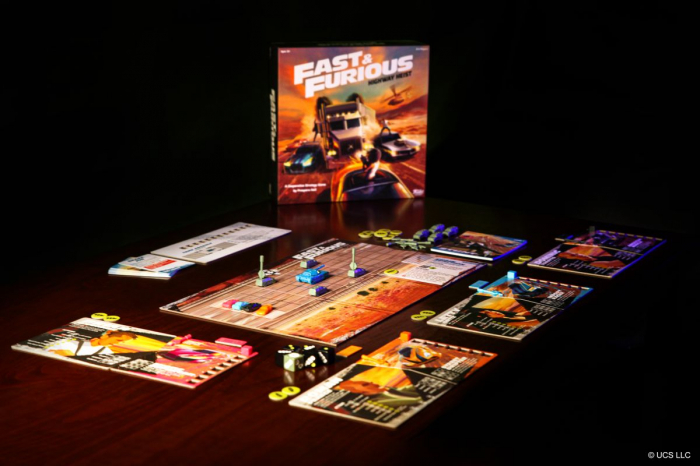 Fast & Furious: Highway Heist [2]