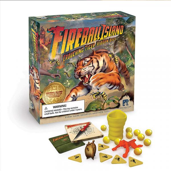 Fireball Island: Crouching Tiger, Hidden Bees! 2