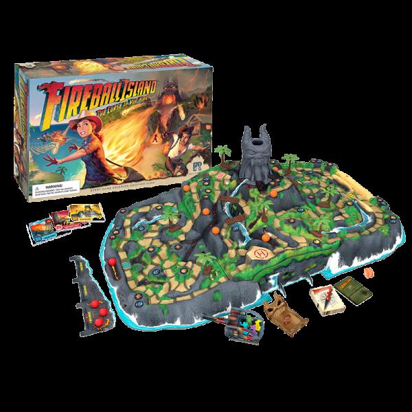 Fireball Island: The Curse of Vul-Kar 2