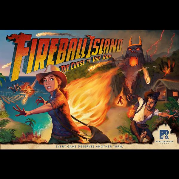 Fireball Island: The Curse of Vul-Kar 0