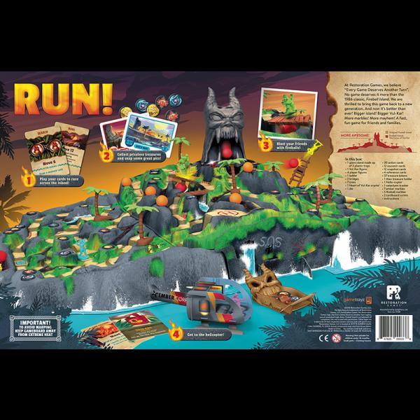 Fireball Island: The Curse of Vul-Kar 1