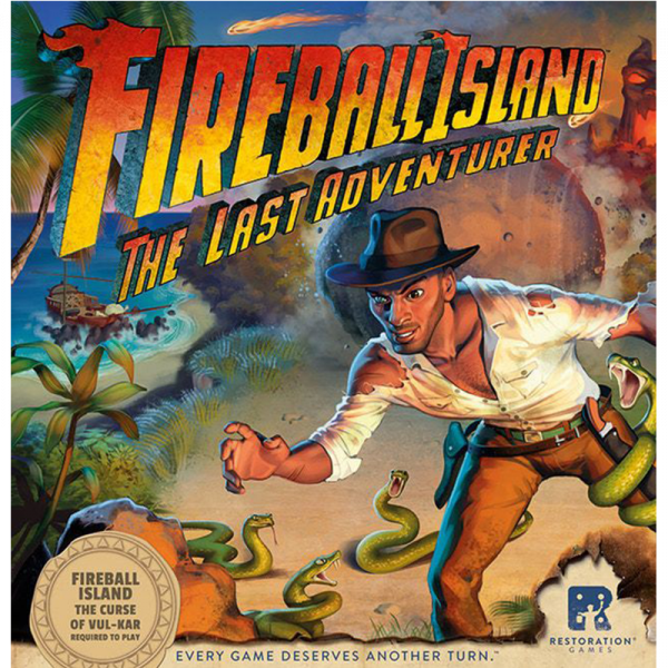 Fireball Island: The Last Adventurer 0