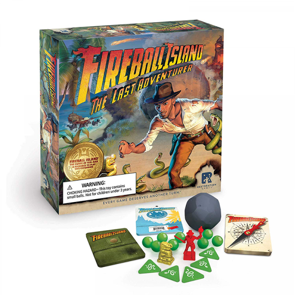 Fireball Island: The Last Adventurer 2
