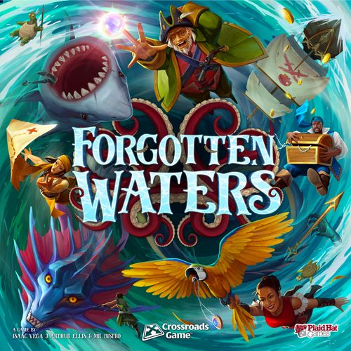 Forgotten Waters 0