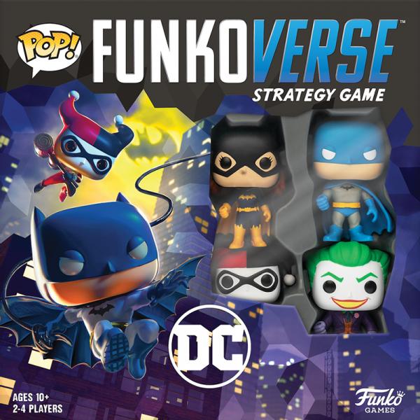 Funkoverse DC Comics - Base Set 0