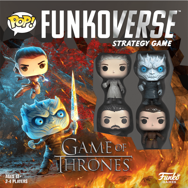 Funkoverse Game of Thrones 0