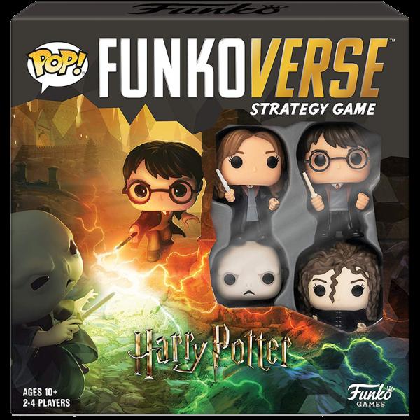 Funkoverse Harry Potter – Base Set 0