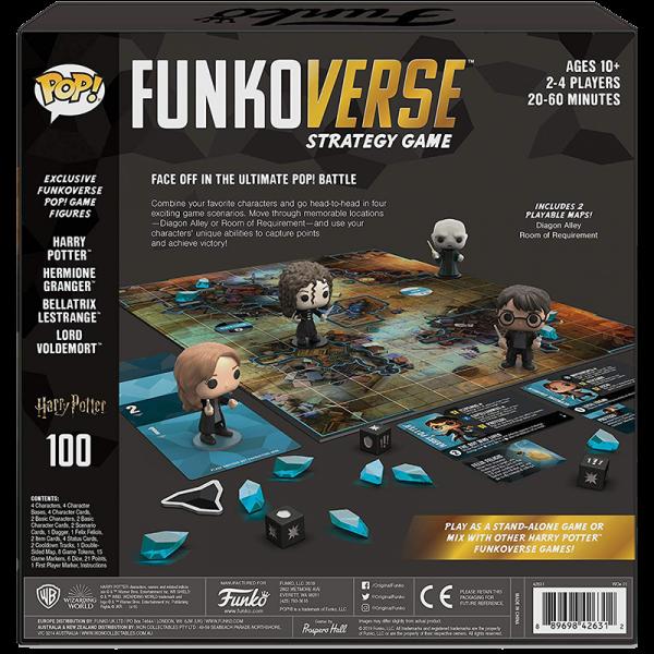 Funkoverse Harry Potter – Base Set 1