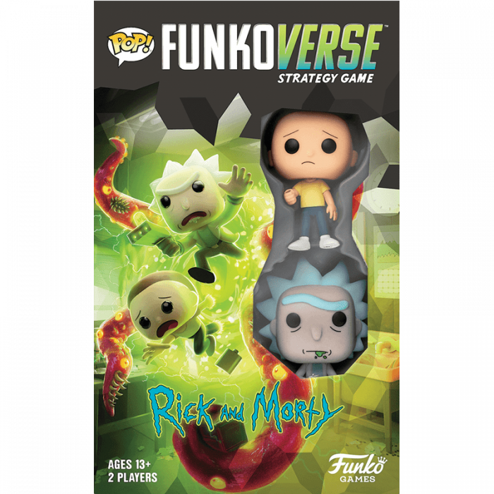 Funkoverse Rick & Morty – Expandalone 0