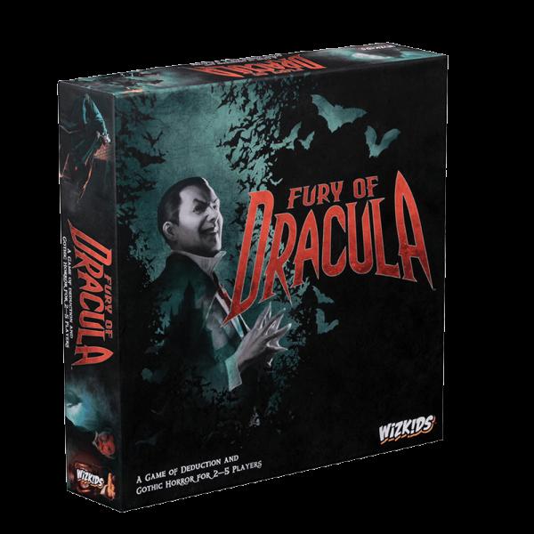 Fury of Dracula (4th edition) 0