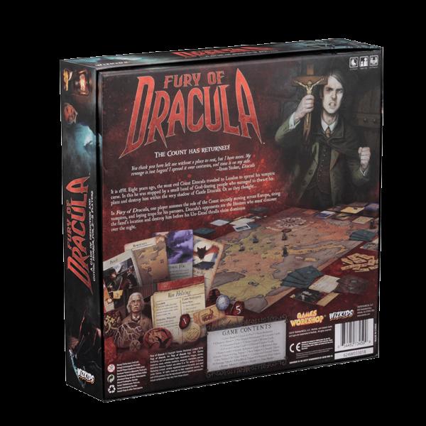 Fury of Dracula (4th edition) 1