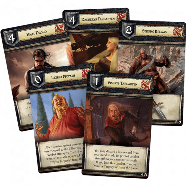 Game Of Thrones The Board Game: Mother of Dragons Expansion 2