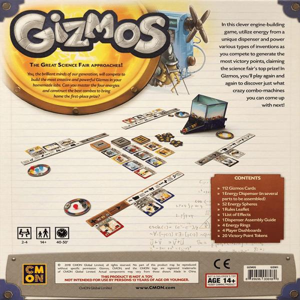Gizmos (English edition) 1