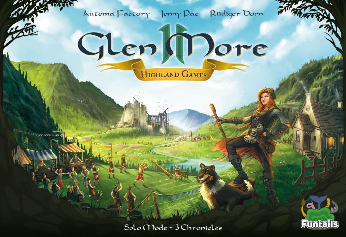 Glen More II: Highland Games (DE/EN) [0]