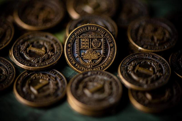 Glen More II: Chronicles - Metal Coins [0]