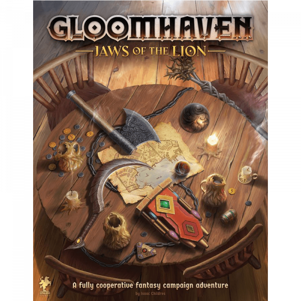 Gloomhaven: Jaws of the Lion 0