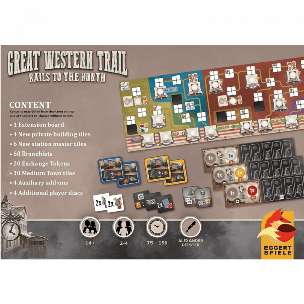 Great Western Trail: Rails to the North (germană) 2