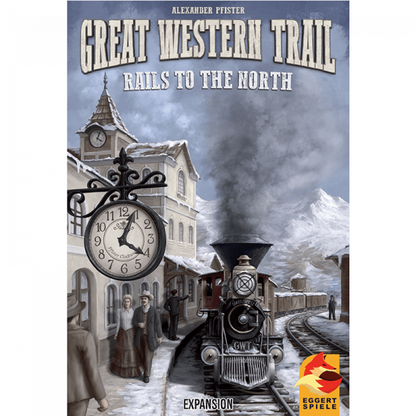 Great Western Trail: Rails to the North (germană) 0