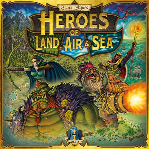 Heroes of Land, Air & Sea [0]