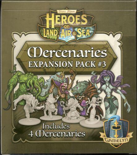 Heroes of Land, Air & Sea: Mercenaries Expansion Pack 3 [0]
