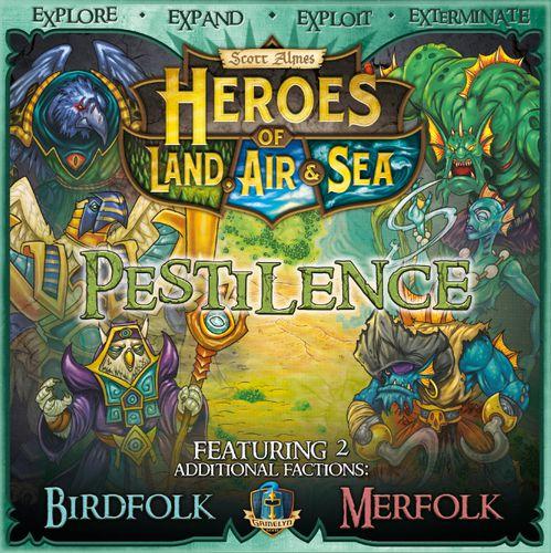 Heroes of Land, Air & Sea: Pestilence 0