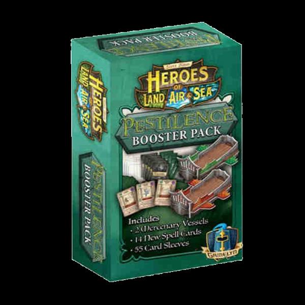 Heroes of Land, Air & Sea: Pestilence Booster Pack [0]