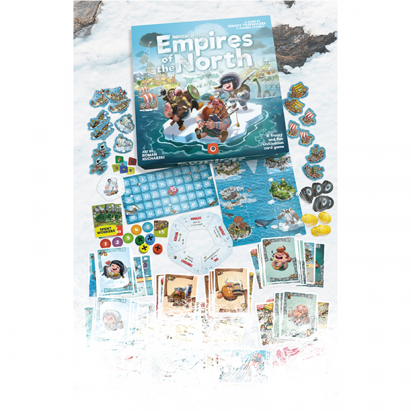 Imperial Settlers: Empires of the North 1