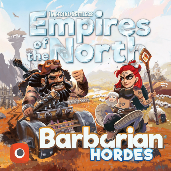 Imperial Settlers: Empires of the North – Barbarian Hordes 0