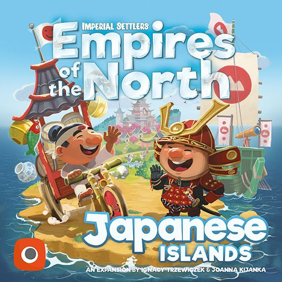 Imperial Settlers: Empires of the North - Japanese Islands 0