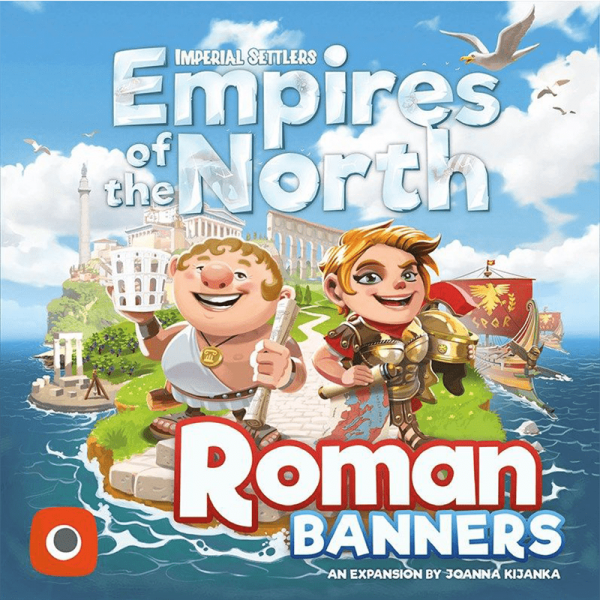 Imperial Settlers: Empires of the North – Roman Banners 0