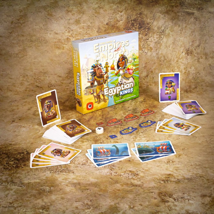 Imperial Settlers: Empires of the North – Egyptian Kings [1]