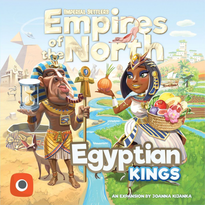 Imperial Settlers: Empires of the North – Egyptian Kings [0]