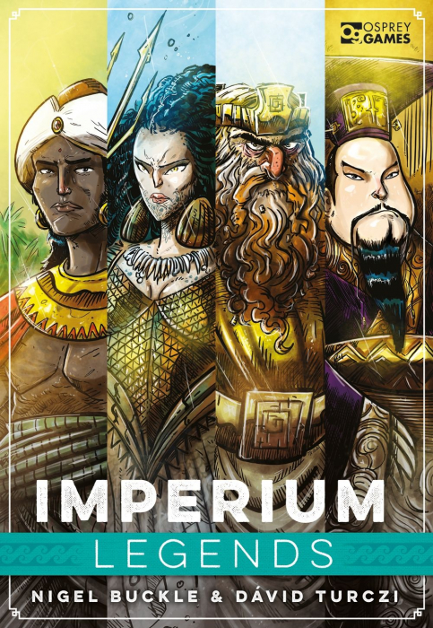 Imperium: Legends [0]
