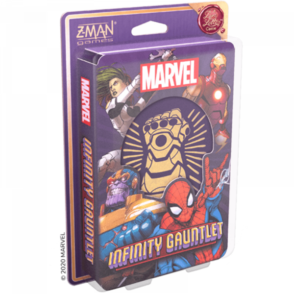 Infinity Gauntlet: A Love Letter Game (English Edition) 0