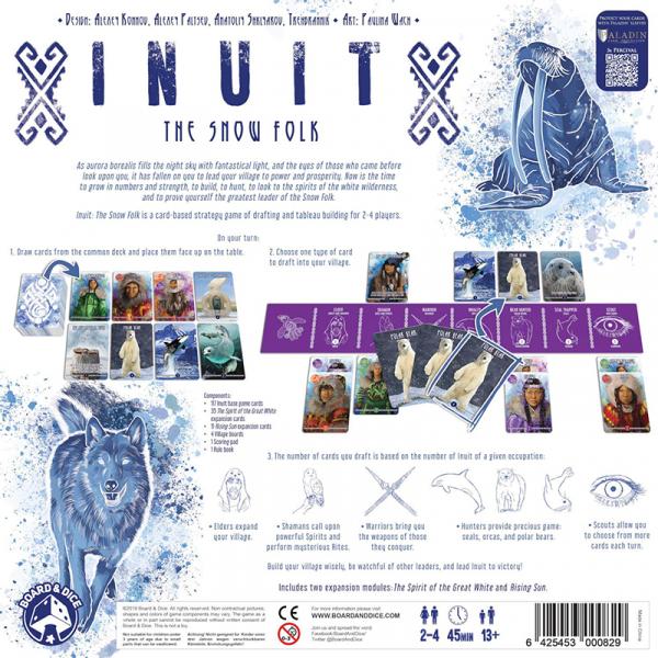 Inuit: The Snow Folk 1