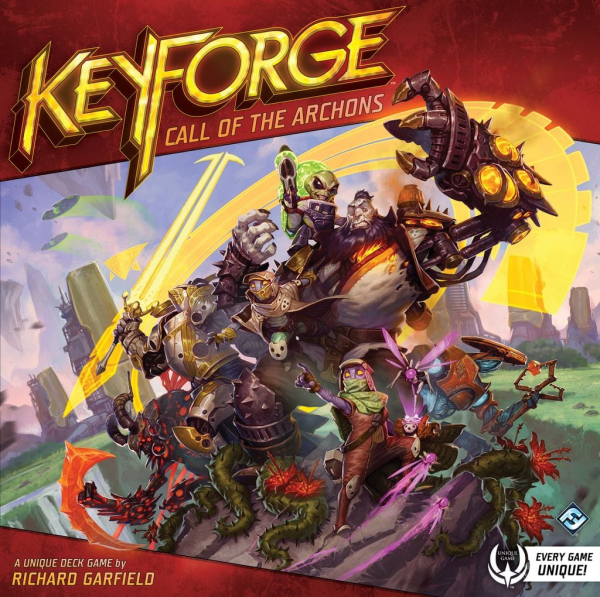 KeyForge: Call of the Archons (2 Player Starter Set) 0