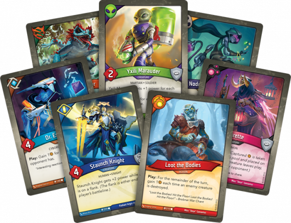 KeyForge: Call of the Archons (2 Player Starter Set) 3