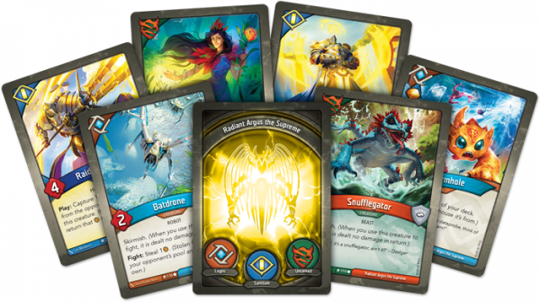 KeyForge: Call of the Archons (2 Player Starter Set) 4