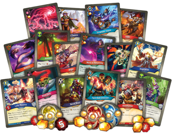 KeyForge: Call of the Archons (2 Player Starter Set) 2