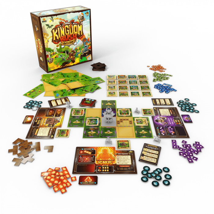 Kingdom Rush: Rift in Time 1