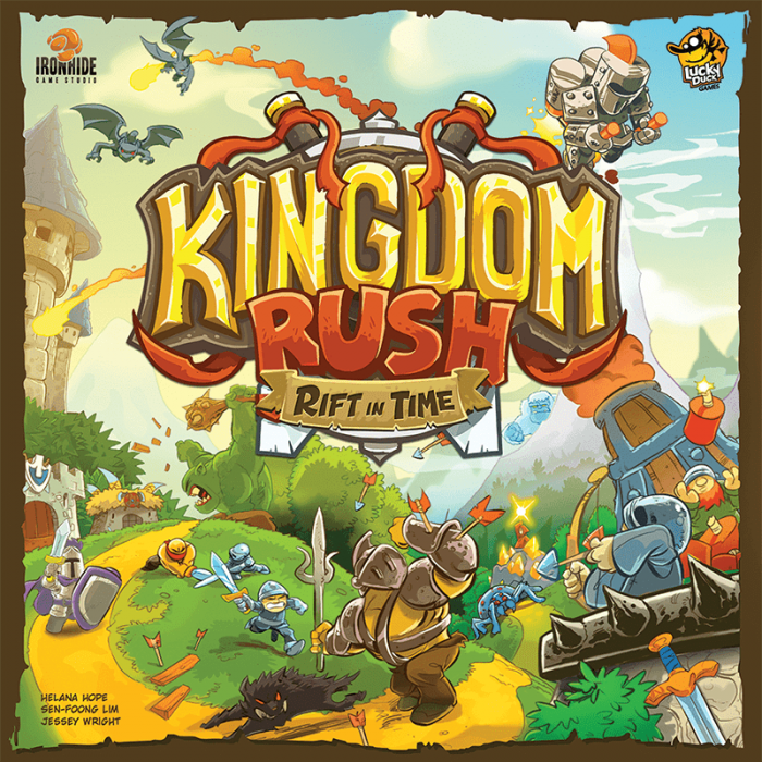 Kingdom Rush: Rift in Time 0
