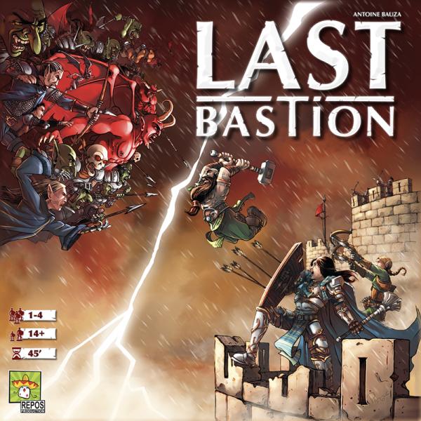 Last Bastion 0
