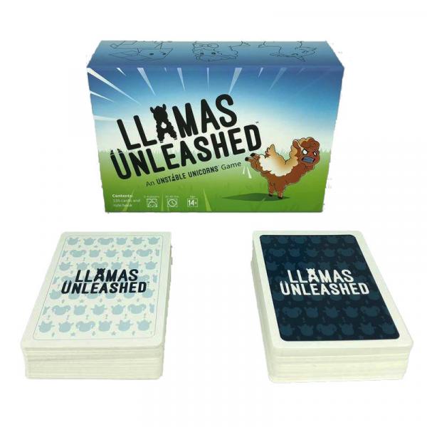 Llamas Unleashed [1]