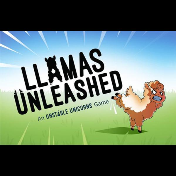 Llamas Unleashed [0]