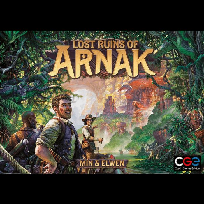 Lost Ruins of Arnak (cutie usor avariata) [0]