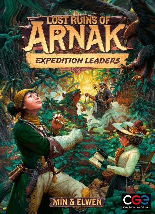 (PRECOMANDA) Lost Ruins of Arnak: Expedition Leaders [0]