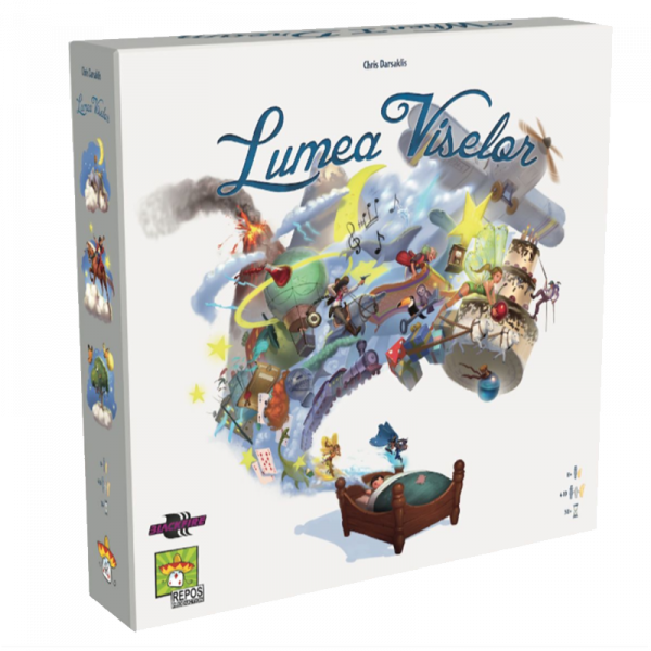 Lumea Viselor aka When I Dream (Romanian Edition) [0]