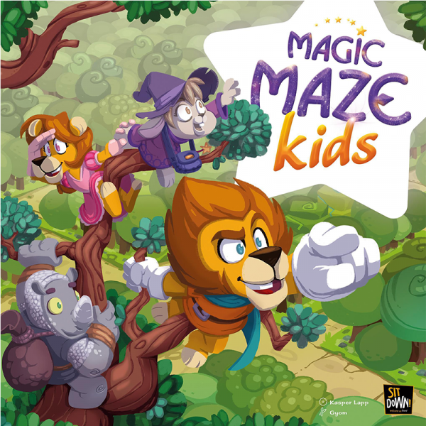 Magic Maze Kids 0
