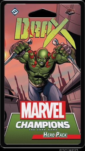 Marvel Champions: Drax Hero Pack [0]