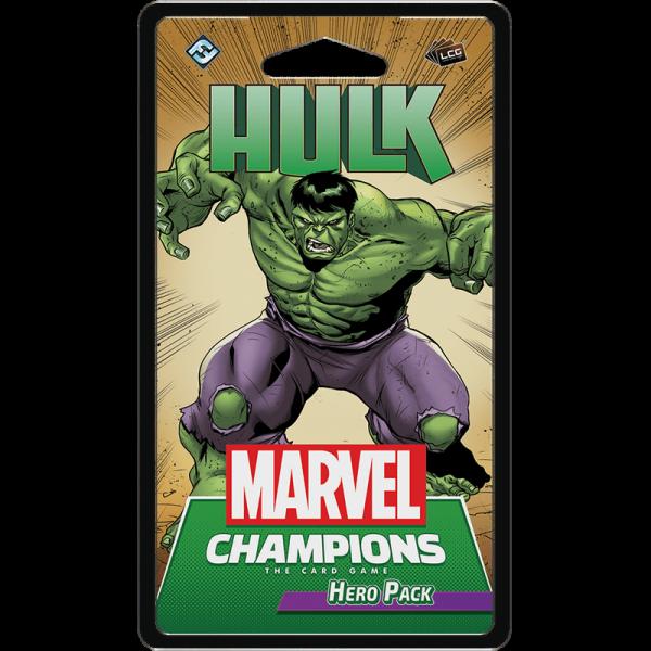 Marvel Champions: Hulk Hero Pack [0]